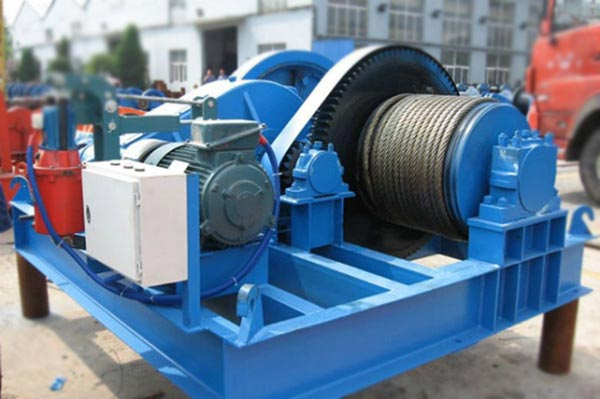 Electric Winch and Electric Hoist Delivery to Sri Lanka