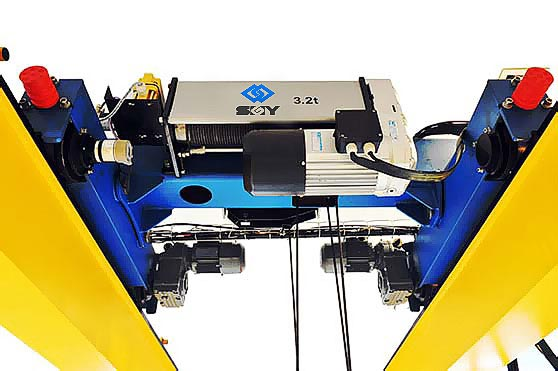 Yuntian FEM Standard ND electric hoist trolley