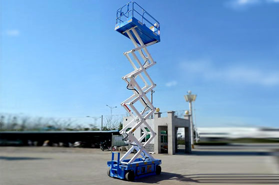 Self-propelled Hydraulic Scissor Lift